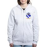 Ajzenfisz Women's Zip Hoodie