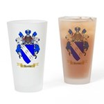 Ajzenfisz Drinking Glass