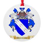 Ajzenkranz Round Ornament