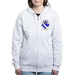 Ajzental Women's Zip Hoodie