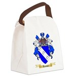 Ajzental Canvas Lunch Bag