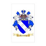 Ajzinberg Sticker (Rectangle)