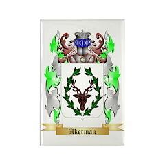 Akerman Rectangle Magnet (100 pack)