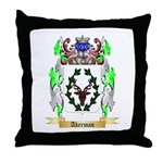 Akerman Throw Pillow