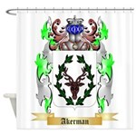 Akerman Shower Curtain
