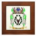 Akerman Framed Tile