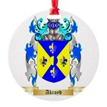 Akroyd Round Ornament