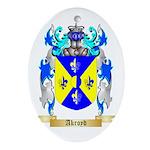 Akroyd Ornament (Oval)