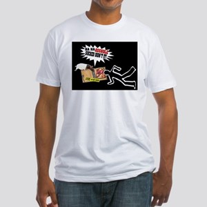 Mouse Revenge Fitted T-Shirt