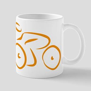bike logo Mug
