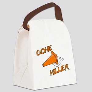 Cone Killer Canvas Lunch Bag