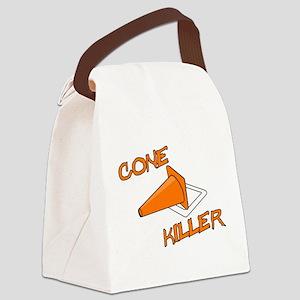 Cone Killer Canvas Lunch Bag