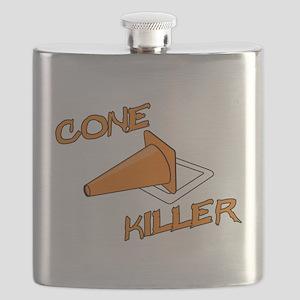 Cone Killer Flask