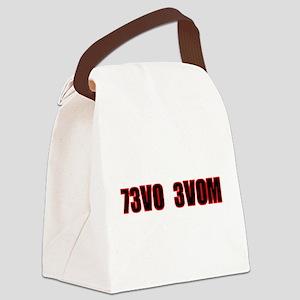 73V0 3V0M Canvas Lunch Bag
