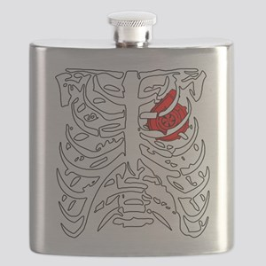 Boosted Heart Flask