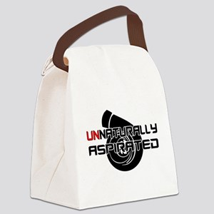 Unnaturally Aspirated Canvas Lunch Bag