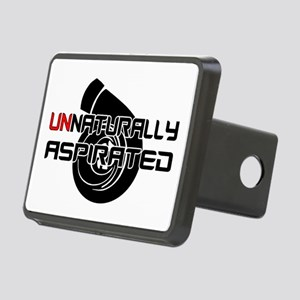 Unnaturally Aspirated Rectangular Hitch Cover