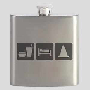 Eat Sleep AutoX Flask
