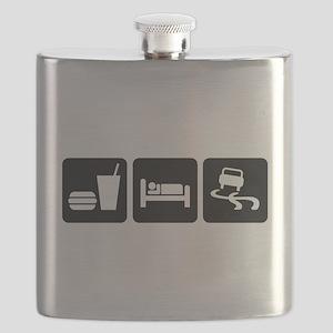 Eat Sleep Drift Flask