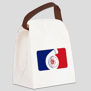 Major League Boost Canvas Lunch Bag