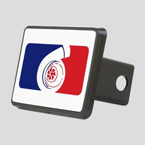 Major League Boost Rectangular Hitch Cover
