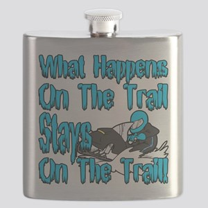 On The Trail Flask