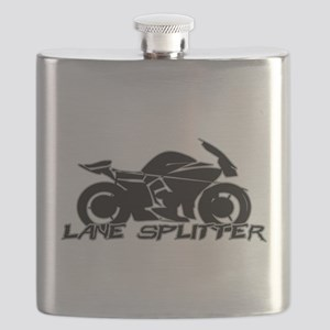 Lane Splitter Flask