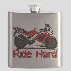 Ride Hard Flask