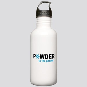 ski Stainless Water Bottle 1.0L