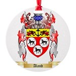 Aland Round Ornament