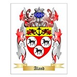 Aland Small Poster