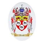 Aland Ornament (Oval)