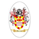 Alarcon Sticker (Oval 50 pk)