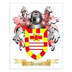 Alarcon Small Poster