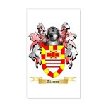 Alarcon 20x12 Wall Decal