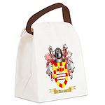 Alarcon Canvas Lunch Bag