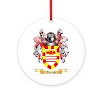 Alarcon Ornament (Round)
