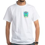 Alba White T-Shirt