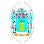 Alba Sticker (Oval 10 pk)