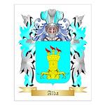 Alba Small Poster