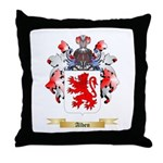 Alben Throw Pillow