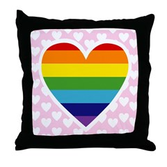 Super Love Throw Pillow