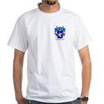 Albert White T-Shirt