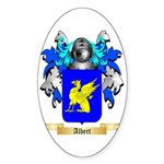Albert Sticker (Oval 50 pk)