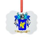 Albert Picture Ornament