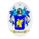 Albert Ornament (Oval)
