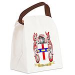 Albertelli Canvas Lunch Bag