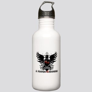 GH Logo Stainless Water Bottle 1.0L