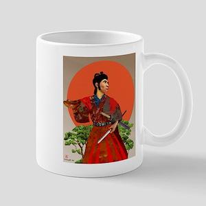 Mug, Warrior of the Rising Sun