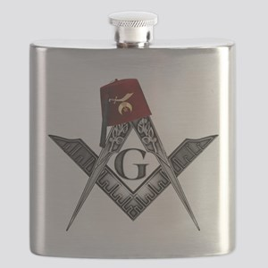 Shrine fez roots Flask